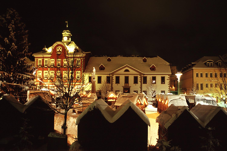 Suhl Weihnachtsmarkt.Suhl Designakut