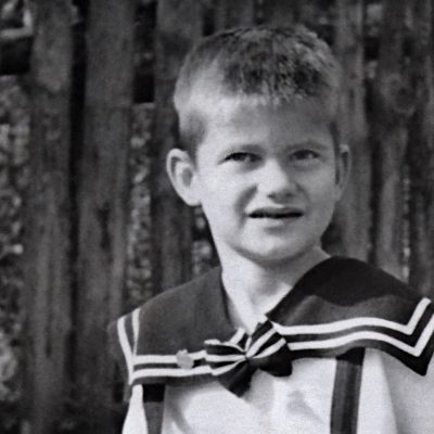 Andreas Kuhrt . Güstrow . 1964 (Kindergartenfoto)