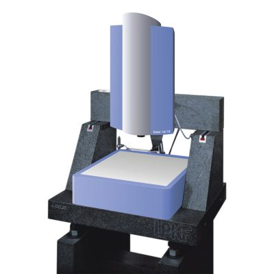 Gehäuse für Messmaschine KMM 10/10 (Grafik) . LPKF (Produkt Design: Andreas Kuhrt 1998)
