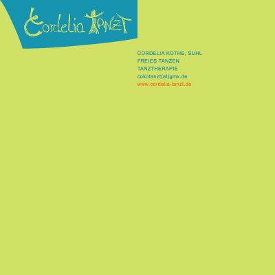 Website Cordelia tanzt 2012