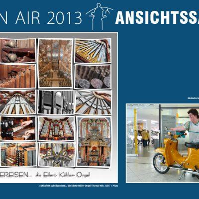 Ausstellung Ansichtssache Suhl: Siegerfotos (Fotos: Thomas Wils, Bärbel Heimerl, Jutta Rapp) . Stadt Suhl . 2013