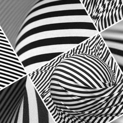 Fotoausstellung Kontrast (Flyer) . Bürgerhaus Zella-Mehlis . 2014 (Fotoprojekt Linien, Fotoclub Kontrast Suhl, Gestaltung: Andreas Kuhrt)