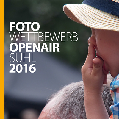 Flyer Generation Suhl 2016