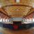 """Bauhaushotel """"Haus des Volkes"""" Probstzella: Theatersaal (Foto: Manuela Hahnebach)"""
