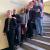 """Seminargruppentreffen 2019 im """"Haus des Volkes"""" Probstzella: Kathrin, Bernd Glier, Heike Hirsch, Carsten Wienhold, Rainer Ostermuth, Thomas Hofmann, Andreas Kuhrt, Manuela Hahnebach"""