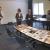 """Seminargruppentreffen 2019 im """"Haus des Volkes"""" Probstzella: Farbklänge à la Christa (Foto: Andreas Kuhrt)"""