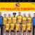 Startseite: Slider: Team 2019 . Website VfB Suhl LOTTO Thüringen . 1. Volleyball-Bundesliga Team (Web Design: Designakut 2019)