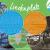 Infotafeln für Wanderweg BlaueLinie Goldlauter-Heidersbach: Lindenplatz (Grafikdesign: design.akut.zone 2020/21)