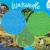 Infotafeln für Wanderweg BlaueLinie Goldlauter-Heidersbach: Wasseredle (Grafikdesign: design.akut.zone 2020/21)