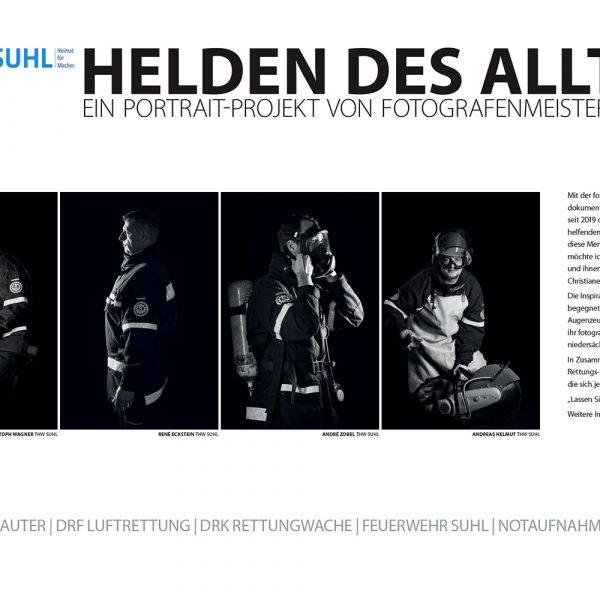 <i>Foto Openair Suhl</i> Helden des Alltags <i>2021</i>